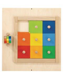HABA® Sensory Wall Elements - Colorful Squares