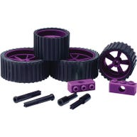 MeeperBOT V2.0 Wheel/Axle Sets