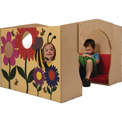 Shown with Reading Nook (sold separately)