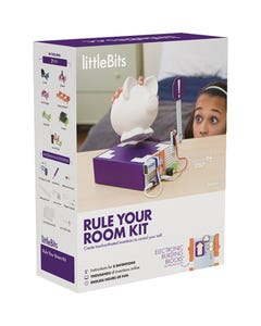 littleBits™ Rule Your Room Kit