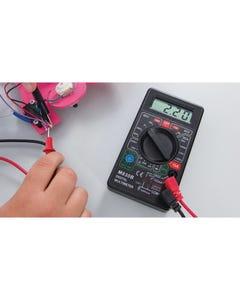 TeacherGeek® Tools: Digital Multi-Meter
