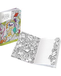 Demco® Upstart® Color Craze Coloring Journal