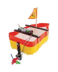 TeacherGeek® Build-A-Boat Activity Kit