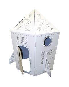 Fun Deco®  Rocket Ship Play House