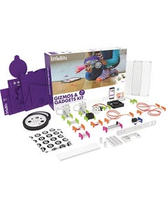 littleBits™ Gizmos & Gadgets Project Kit, 2nd Edition
