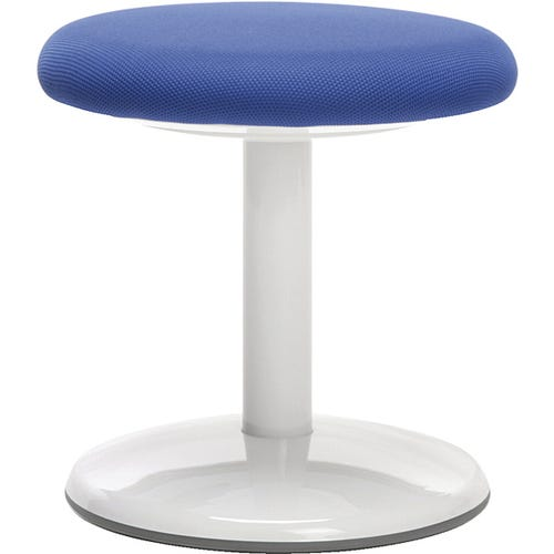 Active Stool Has a Curved Base