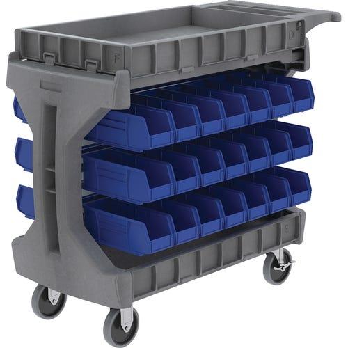 Small Cart w/Bins