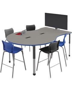Smith System™ Interchange™ Engage Multi-media Tables