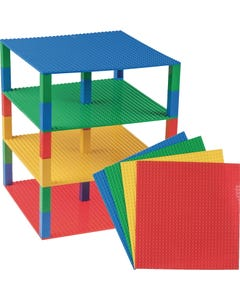 Strictly Briks® Stackable Baseplates