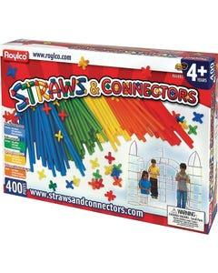 Roylco® Straws & Connectors