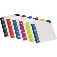 Oxford™ Retractable Binder Pockets