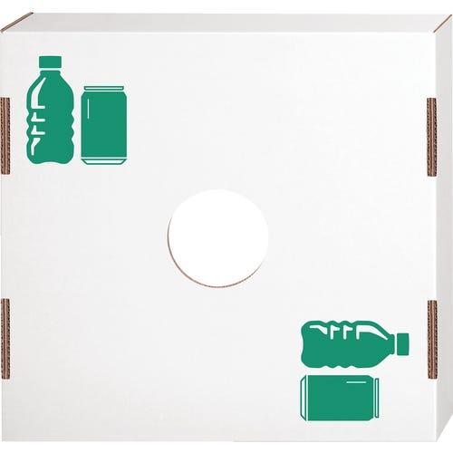 Can/Bottle Recycling Lids, 10/Pkg.