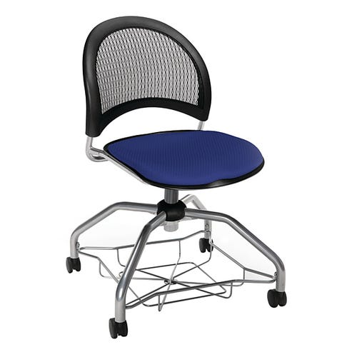 Shown with Fabric Seat, without Tablet