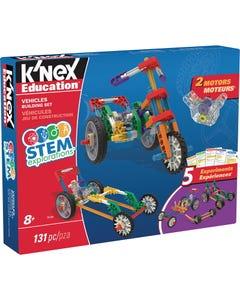 K'NEX Vehicle Building Set