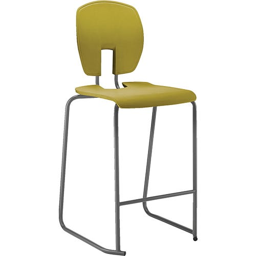 Shown with Colored Seat Style