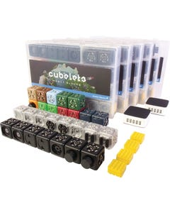 Cubelets Inspired Inventors Kit