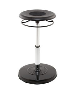 Kore™ Antimicrobial Teen/College Adjustable Wobble Stool