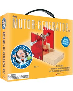 Discovery Science Electric Motor/Generator Kit