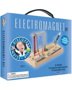 Discovery Science Electromagnet Science Kit