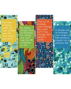 Demco® Upstart® Kindness Bookmarks Set 1