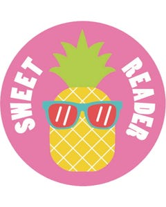 Demco® Upstart® Pineapple Scratch-and-Sniff Stickers