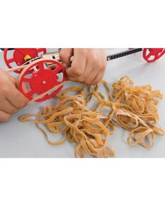 TeacherGeek® Bulk Components: Tire Rubber Bands