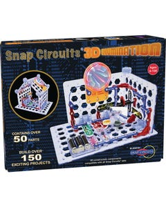 Snap Circuits 3D Illumination Project Kit