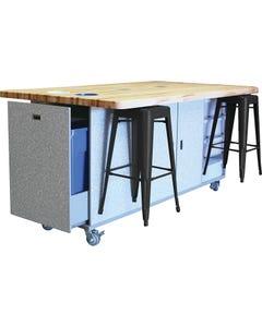 CEF Ed Table & Stool Sets