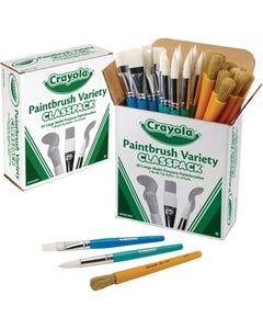 Crayola® Paint Brush Variety Pack