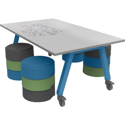 Shown with Smith System oodles Seating (Sold Separately)
