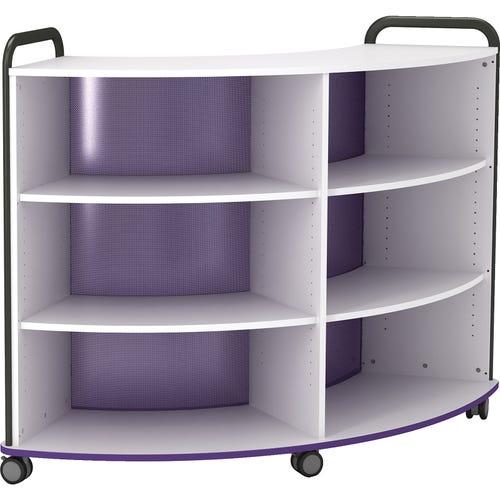 Sweep Shown in Purple