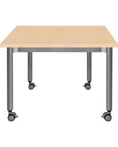 Muzo Versatilis Mobile Tables - Square