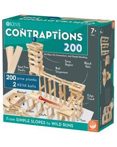 KEVA® Contraptions 200-plank Set