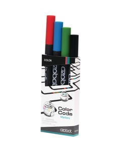 Ozobot® Washable Color Code Markers