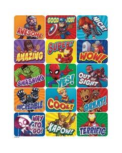 Demco® Upstart® Marvel™ Superhero Adventure Success Stickers