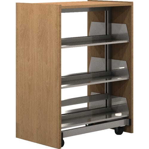 Starter shown with optional end panels and canopy tops (Each piece sold separately)
