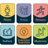 Demco® Nonfiction Classification Label Sets - Biography 13800600