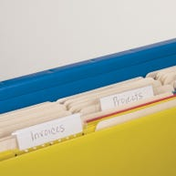 Tabs for Pendaflex® Hanging File Folders