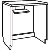 Book Return Unit for Paladin Oxford Circulation Desk