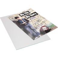 Acrylic Poster Insert for Pedestal Poster Frames