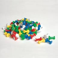 Plastic Push Pins