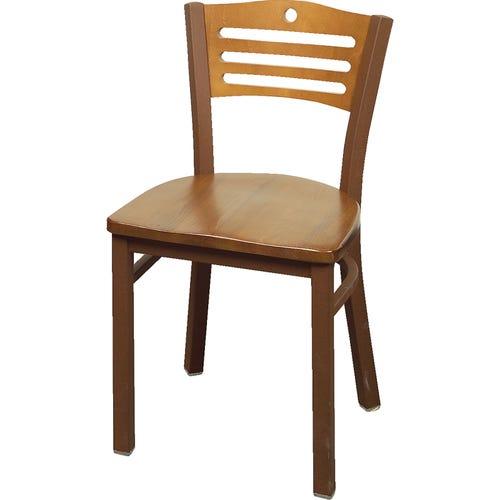 "Community Avalon Café Chair Has Seat Height of 19"""