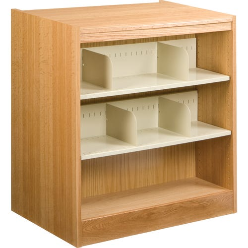 with Divider Shelves