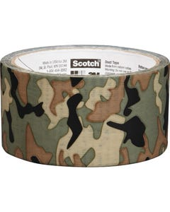 Scotch® Patterned Duct Tape - Camo