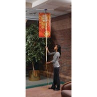 SIGN-EEZ™ Sign Hanging System Telescoping Pole