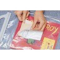See-through Card Pockets