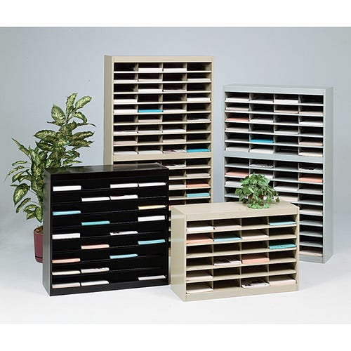 24, 36, 60, and 72 compartments shown. (Sold Seperately)
