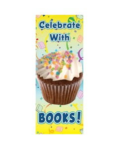 Demco® Upstart® Cupcake Scratch-and-Sniff Bookmarks