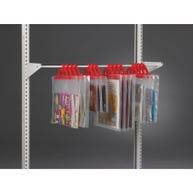 Hanging Bag Media Rack for Estey® Shelving