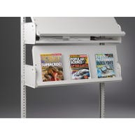 Hinged Periodical Shelves for Estey® Shelving
